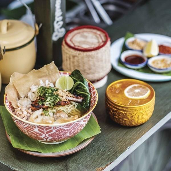 La fotografía gastronómica de Luis Sandoval
